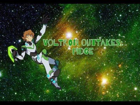 Pidge Outtakes