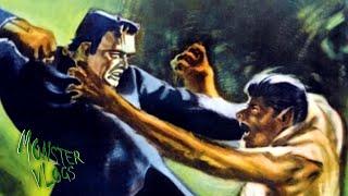Worlds Collide, When Frankenstein Meets The Wolf Man - Monster Vlogs