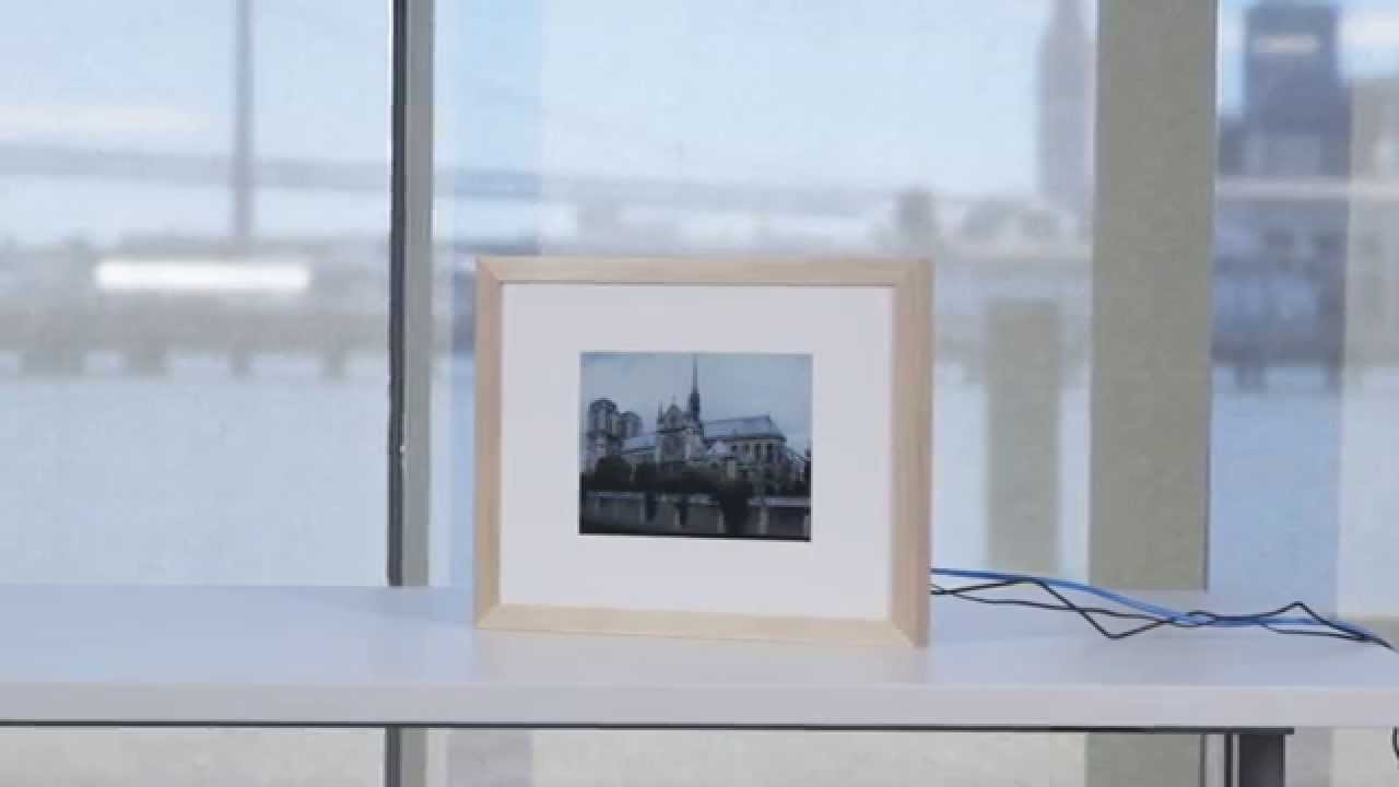 Internet Photo Frame HD - YouTube