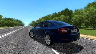 City Car Driving 1.5.4 | Skoda Octavia A7 1.8 Tsi MT | +Download Link | 60 FPS 1080p