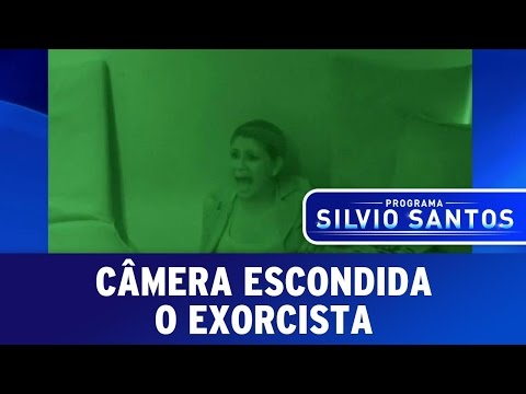 O Exorcista | Câmeras Escondidas (19/10/15)