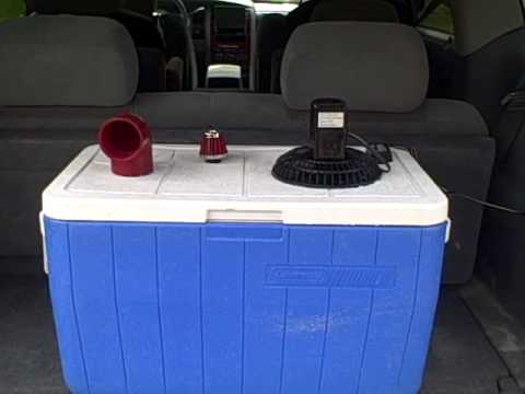 homemade air conditioner expalined a little better youtube. Black Bedroom Furniture Sets. Home Design Ideas
