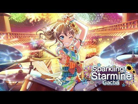 Sealynn Scouts: Sparkling Starmine Saya Yamabuki (BanG Dream!: Girl's Band Party!)
