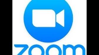Wie Sie sich bei einem Zoom Webinar anmelden