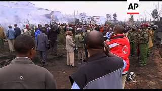 WRAP At least 61 Kenyans dead after pipeline explosion; hospital