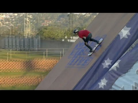 World's First Roller Board Triple Backflip – Brandon Schmidt