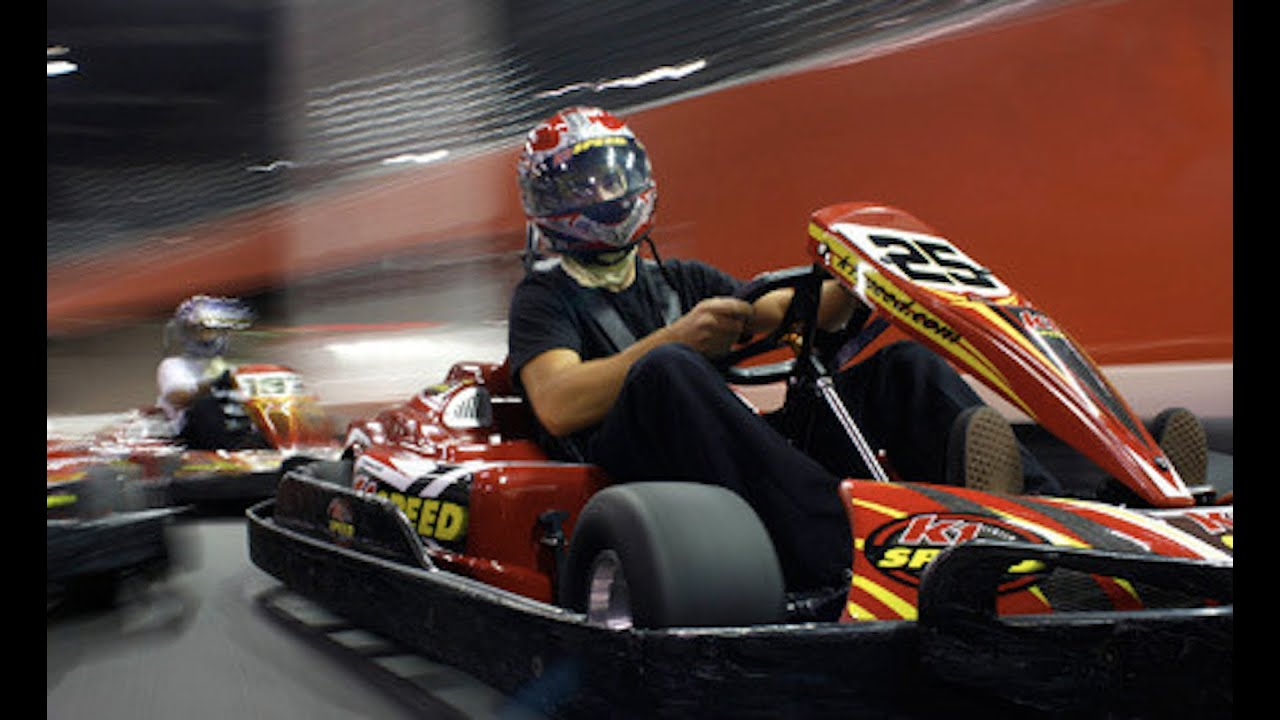 K1 Speed Indoor Go Kart Racing Anaheim Ca Reverse