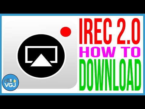 IRec 2.0 IOS Screen Recorder - Download It NOW!!! How To Record Your IPhone Or IPad
