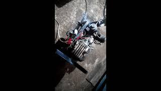 Обзор, домашней газовой запрвки с измерением температыры цилиндров