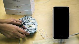 Быстро и просто 1000 долларов на iPhone 7 Jet Black!