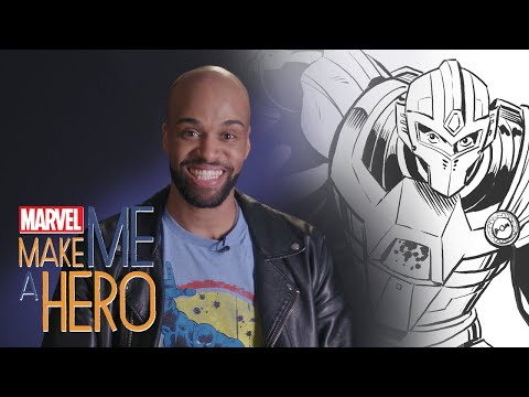Power of the Multiverse | Marvel Make Me a Hero