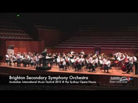 Brighton Secondary School Orchestra