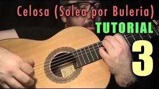 Pulgar Exercise - 41 - Celosa (Solea por Buleria) by Paco de Lucia