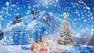 Очень красивое и прекрасное поздравление с Рождеством Христовым!!!