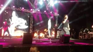 A-ha - The living daylights - 2015 (Recife - PE)