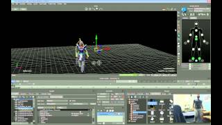how to use a kinect to import mocap into a 3dsmax character cat motionbuilder and brekel pro body