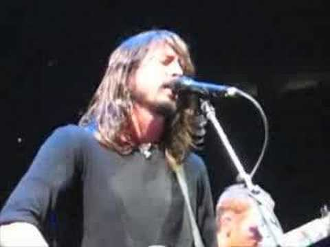 Foo fighters marigold my hero madison square garden - Foo fighters madison square garden ...