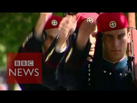 The ties that bind Greece and Russia - BBC News