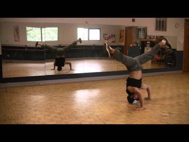 How to Breakdance | Headspin Training and Drills