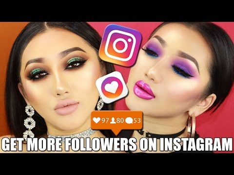 HOW TO: GET MORE FOLLOWERS ON INSTAGRAM! TIPS, ADVICE 2017