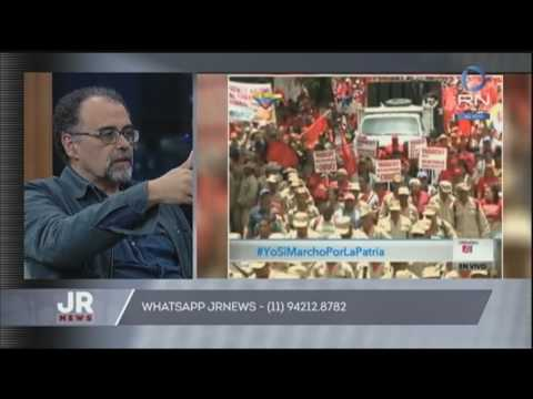 Especialista analisa situação política da Venezuela