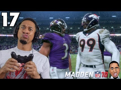 ZOOM READY TO FIGHT!! Madden 18 Career Mode #17