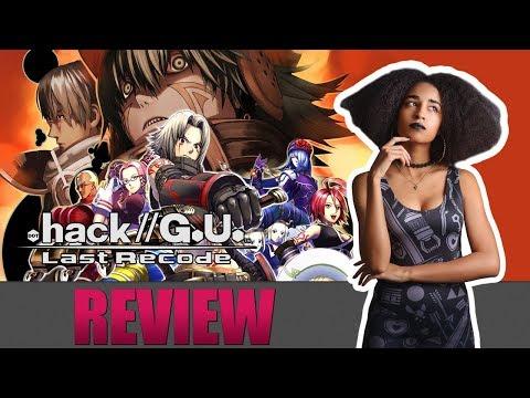 REVIEW | .Hack//GU Last Recode