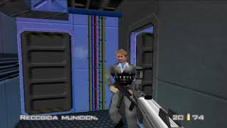 007 Golden Eye - Misiones 7 (Frigate) y 8 (Surface II)