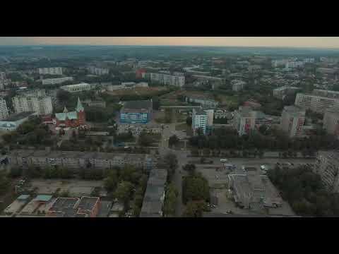 Металлургический район, Челябинск ЧМЗ с птичьего полета