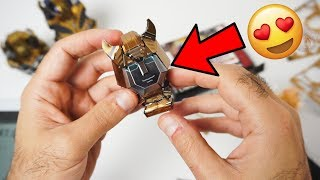 How To Assemble Transformers Bumblebee Yourself || Porfirios Guarding This Channel
