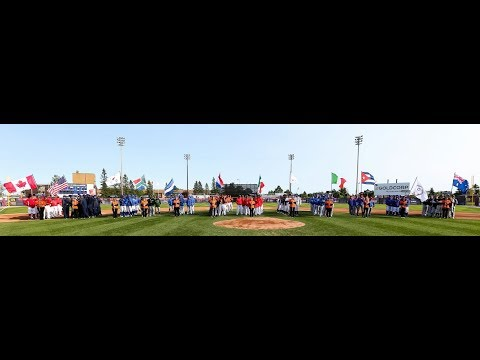 Closing Ceremony - WBSC U-18 Baseball World Cup 2017