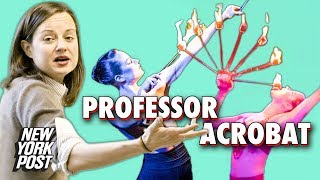 College Professor Lives Double Life As Fire-Eating Acrobat | Alter Egos | New York Post