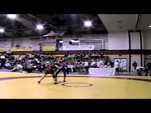 2002 Senior National Championships: 48 kg Krista Wells vs. Audrey Carrasco
