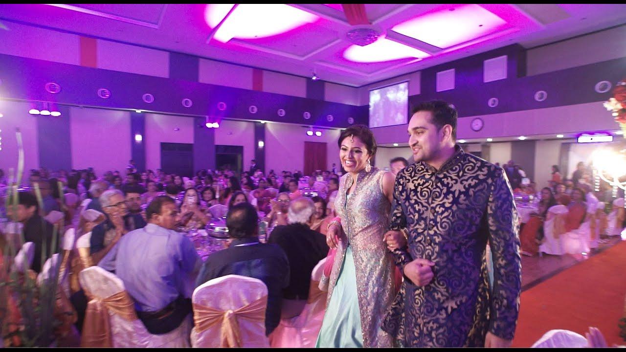 Harivindran Sri Swastika Malaysia Indian Wedding Video By Team