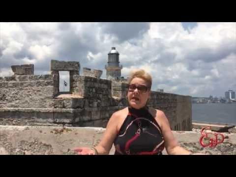 El Morro de La Habana, es visitado por la Dra. Diana y nos cuenta su historia.