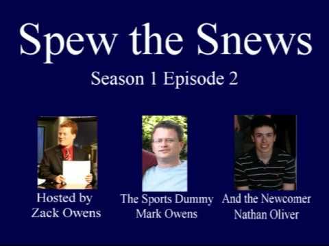 Spew the Snews S1E2