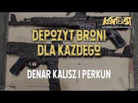Depozyt broni dla każdego - DENAR Kalisz i PERKUN   KONTEKST 8