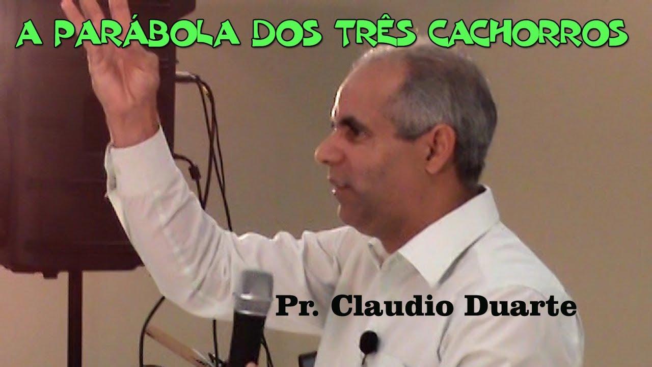 CLAUDIO DUARTE: A parábola dos três cachorros