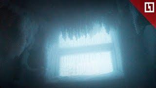 Ледяная пещера в жилом доме