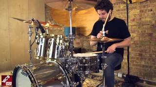 "Ludwig Supraphonic 400 6.5""x14"" Snare Drum"