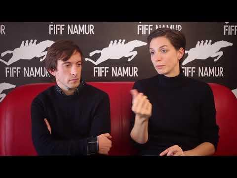 Amélie Van Elmbt et Thomas Blanchard - Drôle de père   L'Interview   FIFF 2017