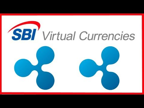 SBI Virtual Currencies to list Ripple XRP Exclusively! SBI Holdings Loves Ripple