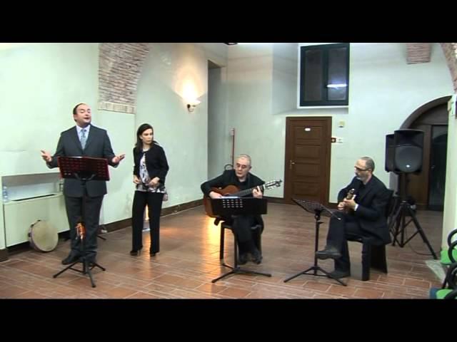 Gambatesa 28-12-2014: Concerto della canzone classica napoletana