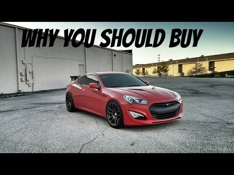 Genesis Coupe Why You Should Buy Review
