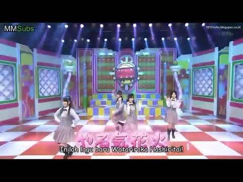 Haruka Nakagawa ext Jkt48 (Watarirouka Hashiritai)
