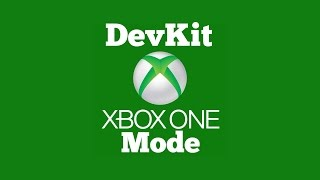 HOW TO TURN YOUR XBOX ONE INTO A DEVKIT! *UPDATED* (2017) READ DESCRIPTION!