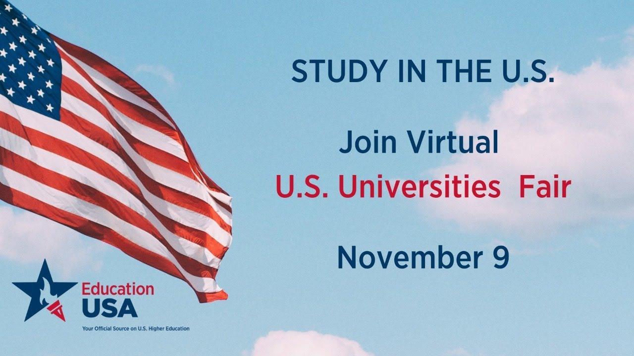 EducationUSA Baltic Virtual College Fair