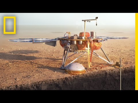 How NASA's Next Mars Mission Will Take the Red Planet's Pulse | Decoder