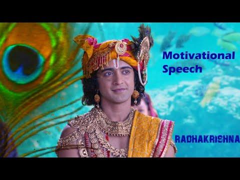 RadhaKrishna   Radha Krishna Motivational Speech   Powerful Speech   Star Bharat   RadhaKrishn