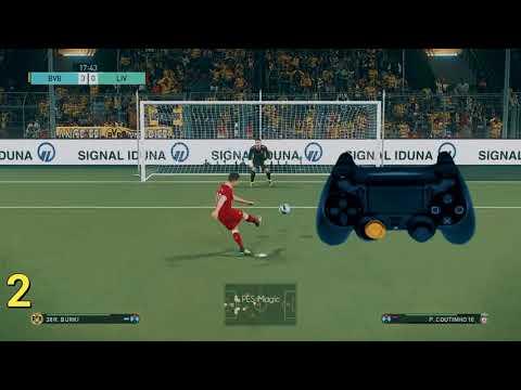 PES 2018 Penalty